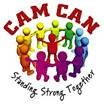 A Cam Can logo.