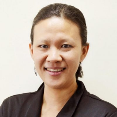 Photo of Eunice Sari, ASBAS advisor.