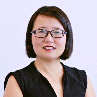 Photo of Lindy Chen